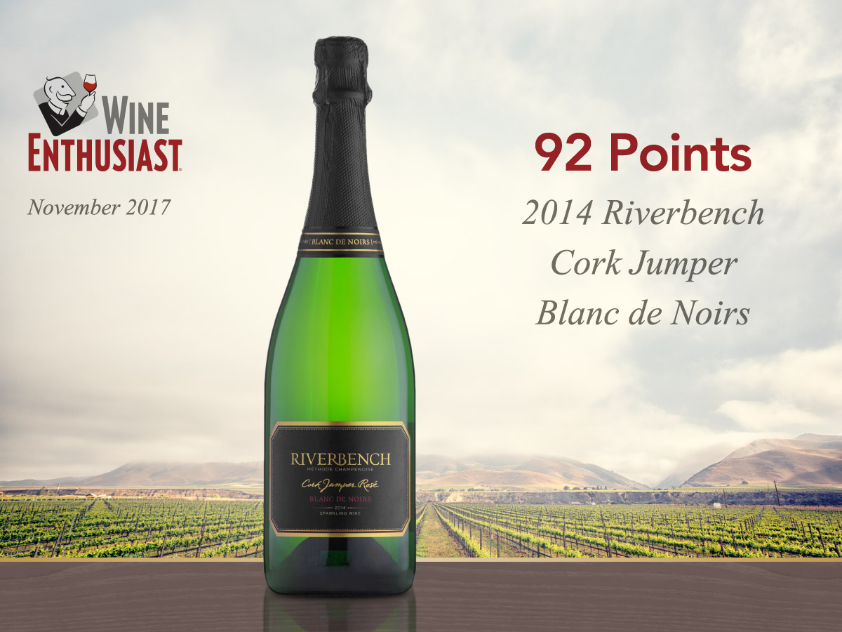 2014 Riverbench Cork Jumper Blanc de Noirs