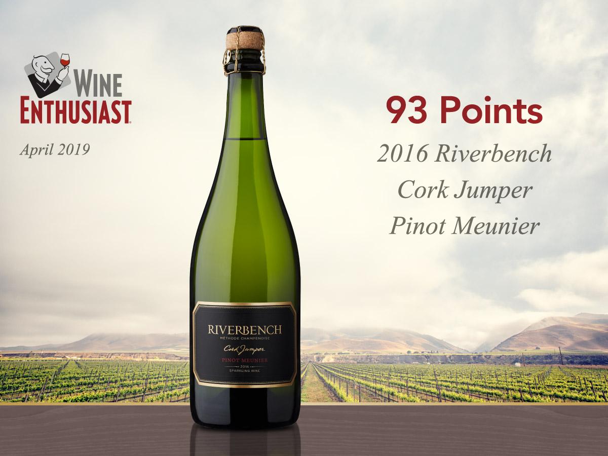 2016 Pinot Meunier Sparkling Wine